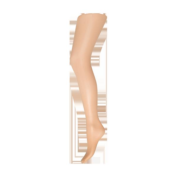 Strømpebukser 'all nude'