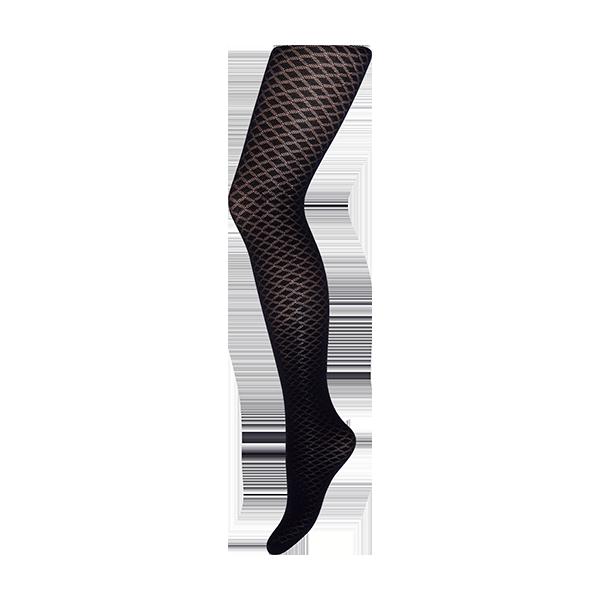 Tights w/pattern