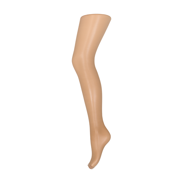 Strømpebukser 'toe less'